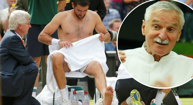 """""""Dobio bi ja Federera bez desne ruke i lijeve noge"""""""