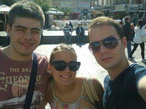 Bruno(ja), Tamara i Miron