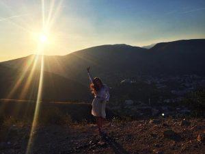 mostarsko sunce na Humu