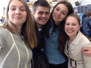 Dasha, Bruno(ja), Vita i Masha