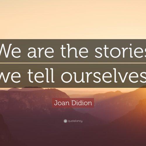 Priča koju pričamo sebi