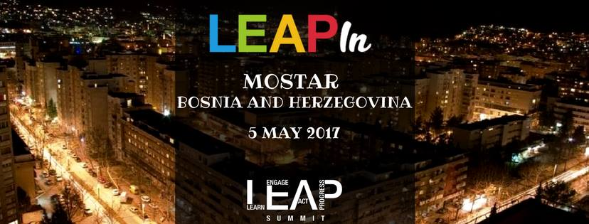 LEAPin Mostar