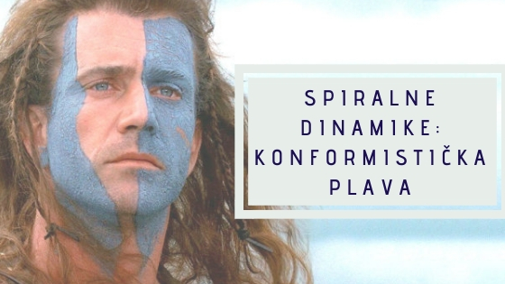 Spiralne Dinamike: Konformistička Plava